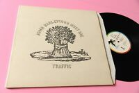Traffic LP John Barleycorn Must Die Italy NM Gatefold Cover
