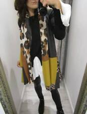 Ladies Leopard Print Scarf Women Shawl Pashmina Stole Blanket Wrap Animal