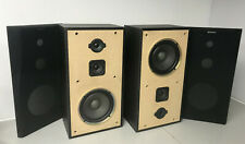 Sony Speaker System SS-E 500 V  SSE 500V 120W Speakers Pair of