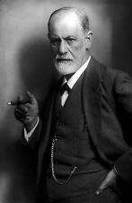 Incorniciato stampa-Sigmund Freud (PICTURE POSTER neurologo psicologia Doctor ART)