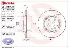 Brake Disc A.B.S. 08.A759.11