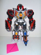 Power Rangers Jungle Fury DX Deluxe Jungle Master Megazord not Complete