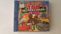 Toy Commander (Sega Dreamcast, 1999) PAL European