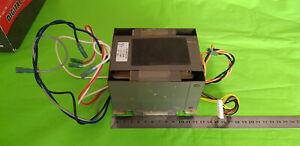 AC MAINS TRANSFORMER 230V 250VA, 60-0-60V plus 18-0-18V SECONDARIES FITS 2U RACK
