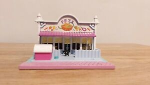 1993 Polly Pocket Polyville Pet Shop - Bluebird - Only Cat Figure Included