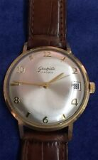 GLASHUTTE 17 Rubis Plaque 20 Micres MECHANICAL