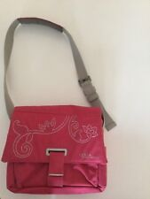"""Golla G815 13"""" Pink Laptop Bag Case With Strap"""