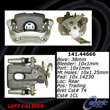 Centric Parts 141.44666 Rear Left Rebuilt Brake Caliper With Hardware