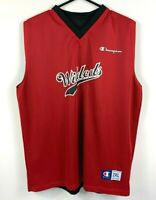 Perth Wildcats Champion Reversible Basketball Jersey Size 2XL Two Sided