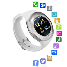 Unlocked Bluetooth Smart Watch Phone Facebook for Samsung A9 A3 A5 LG Tribute HD