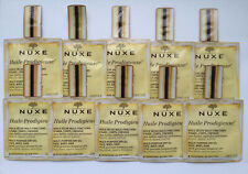 NUXE Huile Prodigieuse Dry Oil 10 x 3.5ml / 0.11fl.oz sample sachets Face Hair