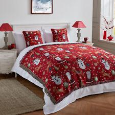 "Xmas Tapestry throwover, 63"" x 87""(160cmx220cm) , lovely item"