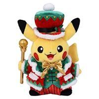 Pokemon Center Original Stuffed toy Christmas 2018 Pikachu Japan Free Shipping