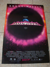 ARMAGEDDON - MOVIE POSTER