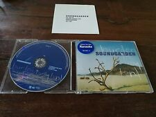 SoundGarden/Chris Cornell/Temple of the Dog - Burden in my Hand 2Track Cd Ottimo