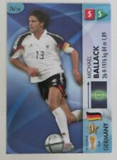 Panini Germany Not Autographed Football Trading Cards