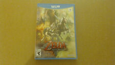 Legend of Zelda: Twilight Princess HD Game Only (Nintendo Wii U, 2016) Sealed!