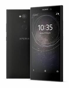 """Sony Xperia L2 32GB Black/Pink*UNLOCKED* 5.5"""" 3GB RAM 3000mAh Smartphone GRADE A"""