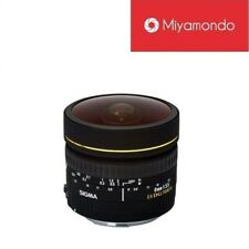 Sigma 8mm F3.5 EX DG Circular Fisheye Lens For Nikon Mount