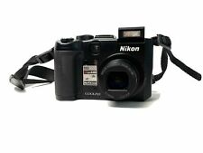 Nikon COOLPIX P6000 13.5MP Digital Camera - Black In Great Condition TESTED