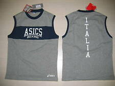 10035 Size XXL Asics Italy Boxing Fpi Tank Top Sleeveless Cotton