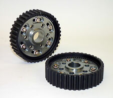 Vernier adjustable cam pulleys, Sprockets, Gears, Lotus Esprit Excel Sunbeam HTD