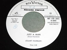 Stuart Hamblen: Just A Man / Go On By 45