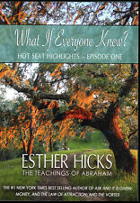 Abraham-Hicks Esther DVD Hot Seat Highlights 1 What If Everyone Knew? - NEW