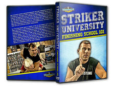 Matt Striker University - Finishing School 101 Wrestling Training DVD, WWE Pro