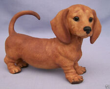 Lenox Dachshund Breed Puppy Dog Collection New in Box with Coa Retail $76.00