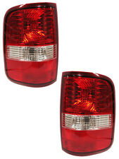 04 05 06 07 08 Ford F Series F150 Left & Right Taillight Taillamp Lamp Pair L+R