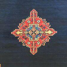 Ziegler Kazak Teppich 150x120 Oriental Rug Tappeto Tapis Alfombra Teppe Dywan