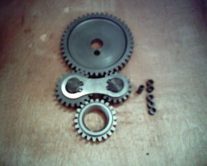 HOLDEN 253.304.308 DUAL IDLER TIMING GEAR DRIVE SET