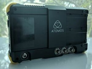 """Atomos Shogun Flame 7"""" 4K HDMI/SDI Recording Monitor."""