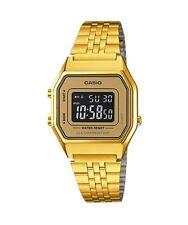 Casio Vintage Watch * LA680WGA-9B Gold Steel Classic Women COD PayPal
