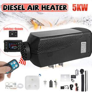 5KW Calentador de Combustible Calefacción Estacionaria Diesel Calentador Motor