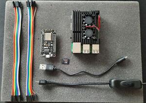 Raspberry Pi 2 Model B + NodeMCU (Read Description)