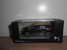 31.10.16.1 Citroën DS3 DS 3 racing noir toit or Norev 3 inch