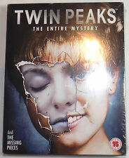 TWIN PEAKS: THE ENTIRE MYSTERY Brand New BLU-RAY Set Complete Series + 1992 Film