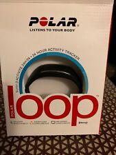 New Polar Loop Activity Tracker Black Pedometer 90047656 *SEE PICS*