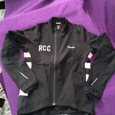 Rapha RCC Proteam Jacket - Gr. L - schwarz - langarm zip