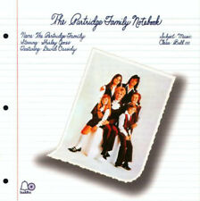 PARTRIDGE FAMILY - Notebook CD (David Cassidy) New & Still Sealed