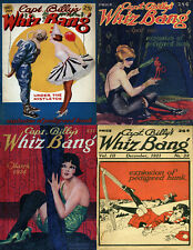 26 Old Issues Of Capt. Billy'S Whiz Bang Humor Racy Naughty Joke Magazine On Dvd