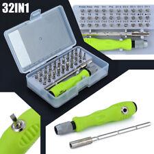 32 in1 Precision Screwdriver Set Repair Screw Driver Phone Laptop Kit tool