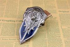 Wow world of warcraft Lionheart King Alliance sword shield Lich 14.5cm