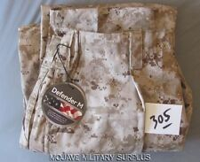NWT USMC Desert Digital Frog Pants SIZE: SMALL LONG - AUTHENTIC - THE REAL DEAL