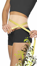 Lipo Applicator Body Wrap it works for ultimate inch lose 4 Wraps + defining gel