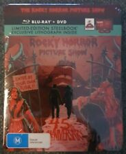 The Rocky Horror Picture Show 45th Anniversary Steelbook BLURAY DVD