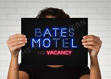Bates Motel Replica Sign - Psycho Replica Sign - Movie Memorabilia -Psycho Movie