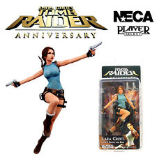 Lara Croft Tomb Raider Anniversary NECA Player Select